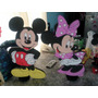 Figuras De 60 Cm. Mickey Y Minnie
