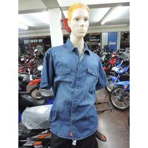 Camisa Manga Corta Ls2 Mc Sand Jean