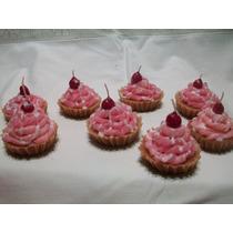 Ceremonia De Velas Cup Cake 15 Años,souvenirs,etc.preciox5!