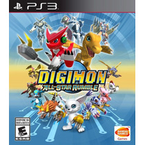 Digimon All Star Rumble - Ps3 - Digital - Express Game