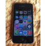 Iphone 4 8gb Negro Libre De Fabrica - Buen Estado ! Local