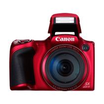 Camara Fotográfica Canon Sx 400 Roja