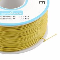 Cable Soldar Wire Wrapping Chips Reparaciones X Metro Oferta