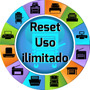 Reset Epson Xp702 Uso Ilimitado 1 Pc Almohadillas