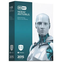 Eset Nod32 Antivirus Home 8 1pc X1año 2015