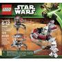 Lego 75000 Star Wars Troopers Droidekas 2 Figuras Original !