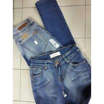 Jeans Chupin Elastizado