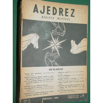 Ajedrez Revista Ajedrez Feb66 Averbach Defensa Grunfeld