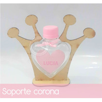 Corazones Golosineros Corona Souvenir Candy Bar Princesas