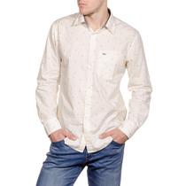 Camisa Wrangler Elkton Shirt Hombre (0543321724)