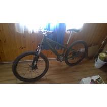 Bicicleta Mtb Dirt Skd Skinred Army Rodado 26