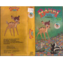 Bambi Vhs Version Completa Walt Disney Dibujos Clasico Retro