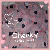 Camisa Cheeky Nena Talle L
