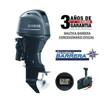 Motor Yamaha 70 Hp 4t Efi-ver Oferta De Contado!!-entrega Ya