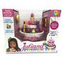 Torta Cumpleaños Juliana Chica Con Luz Y Sonido Original
