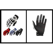 Guantes Fox Dirtpaw Race Moto Cross Enduro- Palermo Bikes