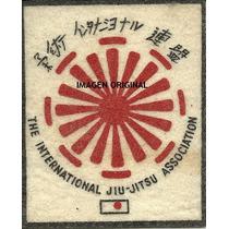 Distintivo De Jiu Jitsu