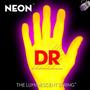 Cuerdas Fluorescentes Amarillas Bajo 4 Dr Neon Yellow 045