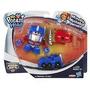 Muñecos Mr Potato Transformers Rescue Bots +2 Años Z.devoto