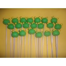 10 Unidades Souvenirs Brochettes Sapo Pepe, Backyardigans