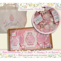 20 Hipopotamos Souvenir Nacimiento, Baby Shower, Bautismo
