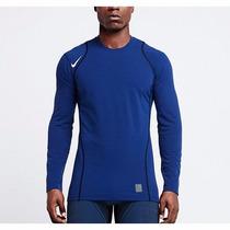 Buzo Nike Pro Warm Fitted Dri Fit - Termico - Original Usa