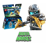 Lego Dimensions Zane Fun Pack 71217 Solo En Monster Market