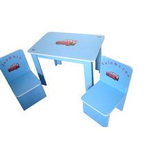Mesa + 2 Sillas Para Chicos