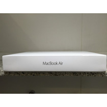 Macbook Air 13.3´ Mjve2ll/a Modelo 2015