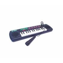 Organo Electrico Con Microfono Para Niños Sin Stok
