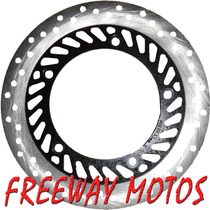 Disco De Freno Honda Twister 250 Original En Freeway Motos!!