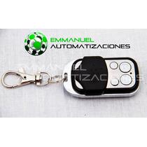 Control Remoto Copiador Para Automatizacion De Portones