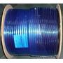 Rg6 Bobina 305 Mts Cable Coaxil Rg6 Negro C/portante Digital