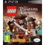 Lego Piratas Del Caribe Ps3 Nuevo Sellado Original