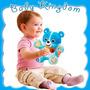 Osito Cariñoso De Lujo Interactivo Para Bebe Chicco Vtech