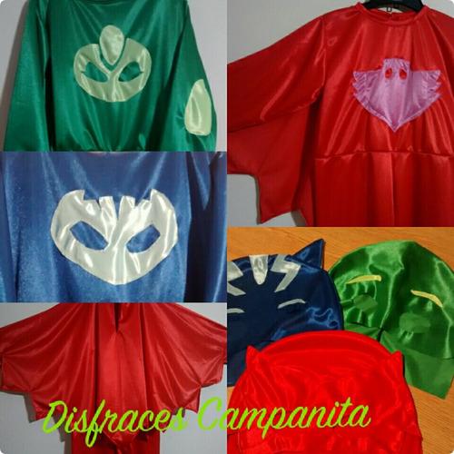 8a6923994b Disfraz De Heroes En Pijama en venta en Malvinas Argentinas Bs.As. G.B.A.  Norte por sólo   650