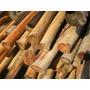 Postes De Eucaliptus, Redondos (tijeras), Cuadrados, Tablas.