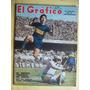 Boca / El Grafico 2611 De 1969 Lamina San Martin De Mendoza