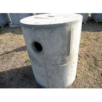 Camara Septica Cemento Comprimido ( 5 A 8 Pers, 78 X 80 Cm)
