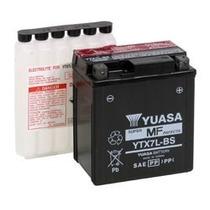 Bateria Yuasa Ytx7l-bs Ybr-xtz-ys 250 - Casa Sandin
