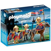 Playmobil Soldados Royal Lion 6006