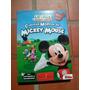 Cuentos Mágicos De Mickey Mouse 8 Libros + Cd Barcel Baires
