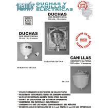 Canilla electrica lorenzetti versatil blanco en for Canillas para ducha