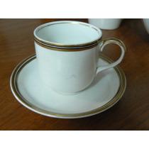 Taza Juego Duo De Cafe Porcelana Inglesa Johnson Bross