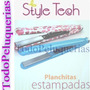 Planchita Mini Style Tech Ceramic Tourmaline *ideal P/ Viaje