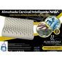 Almohada Cervical C/memoria 70x50cm Viscoelástica Antistress