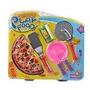 Set Comidas Play Food Pizzas Pizzeria Con Abrojo O Heladería