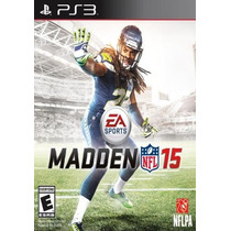 Madden 15 Ps3 Digital Express Game