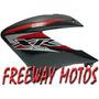 Cacha Lateral Tanque Izq Honda Xr 125l Negro Freeway Motos !