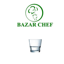 Arcoroc - Vaso Apilable Templado 21 Cl X6 - Bazar Chef